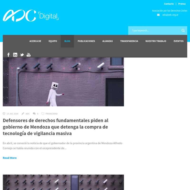 ADC Digital