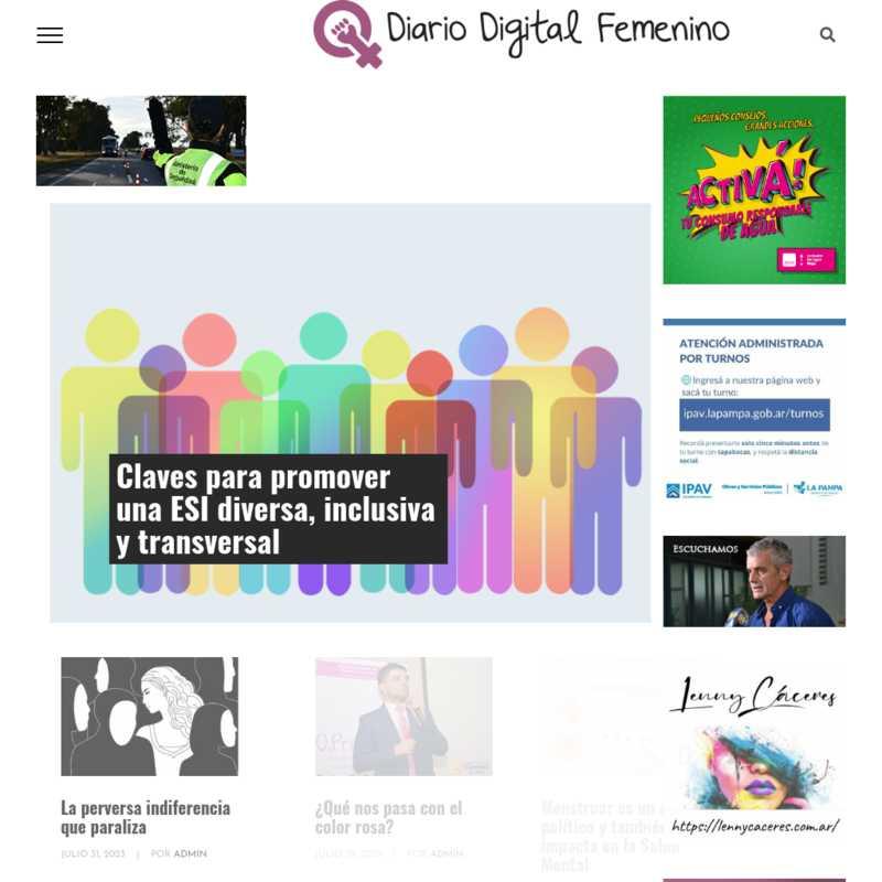 Diario Digital Femenino