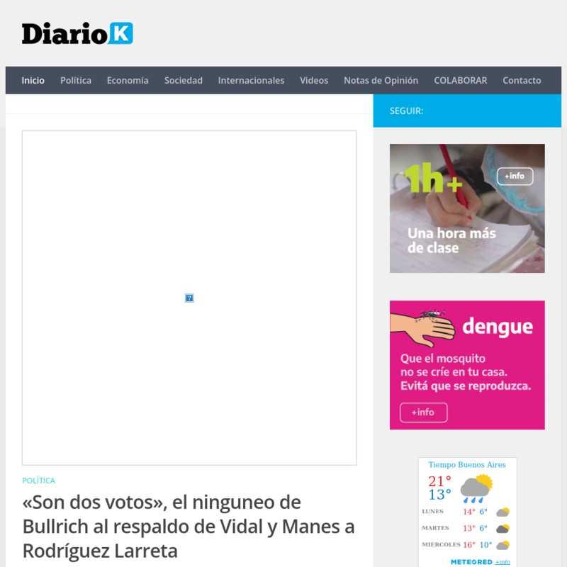 Diario K