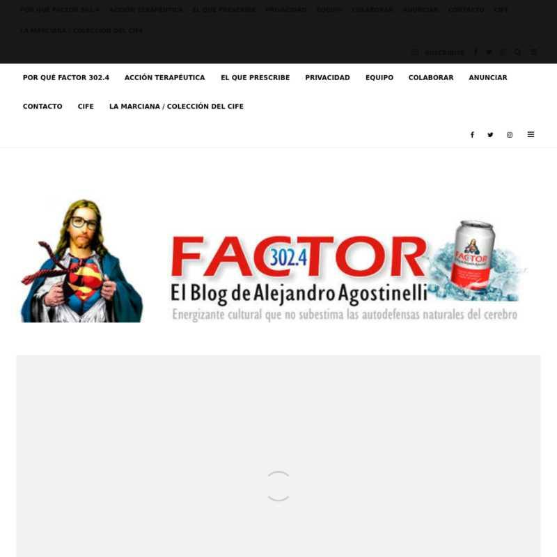 Factor el Blog