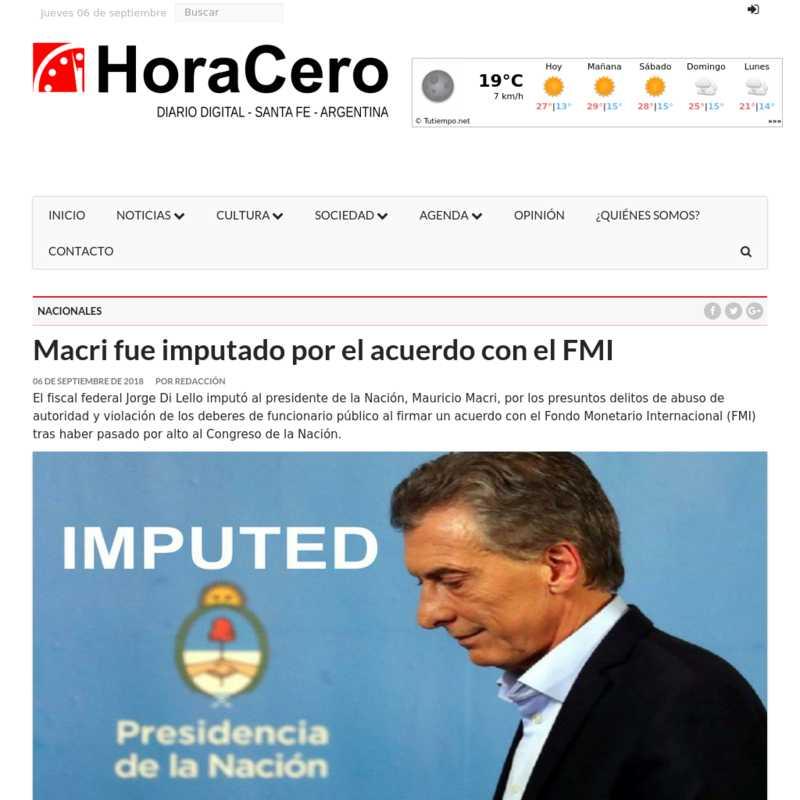 HoraCero