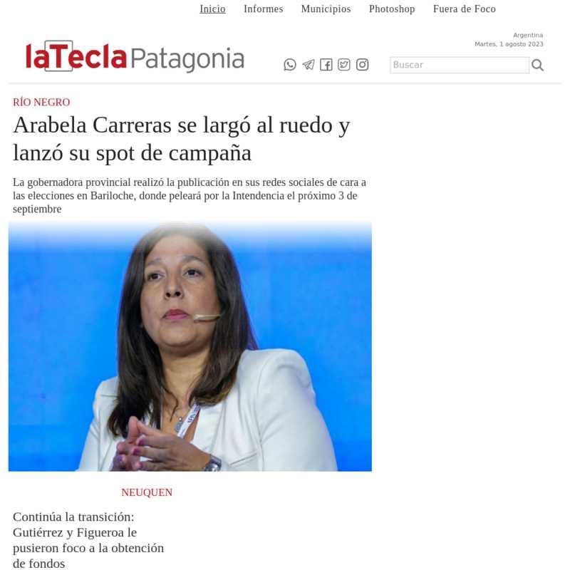 La Tecla Patagonia
