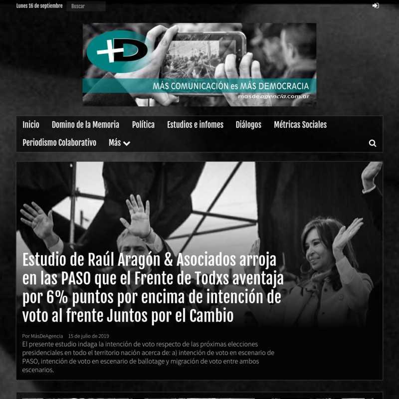 +D Agencia