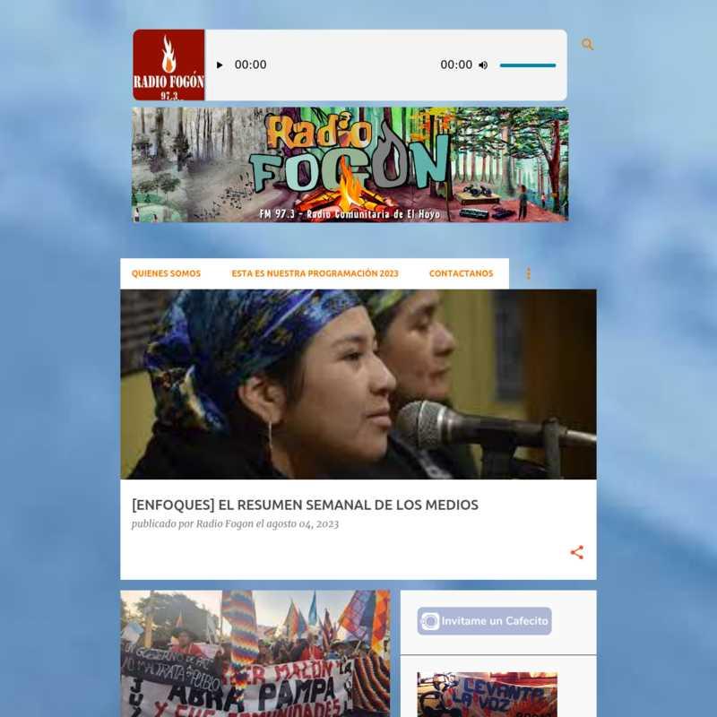 Radio Fogón