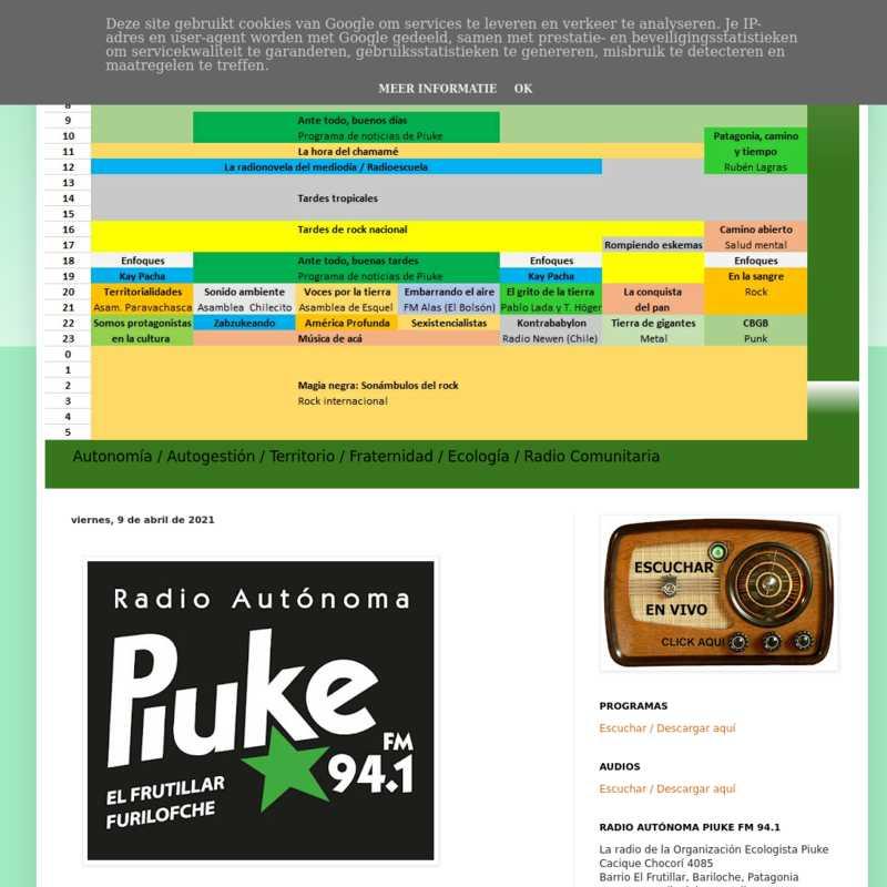 Radio Autónoma Piuke