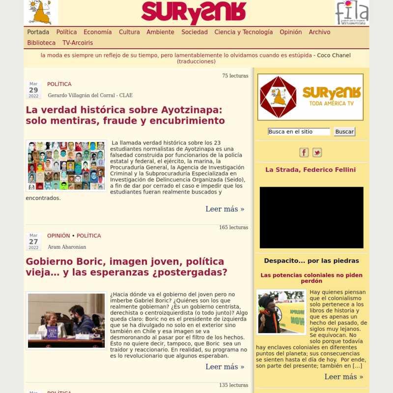 SurySur