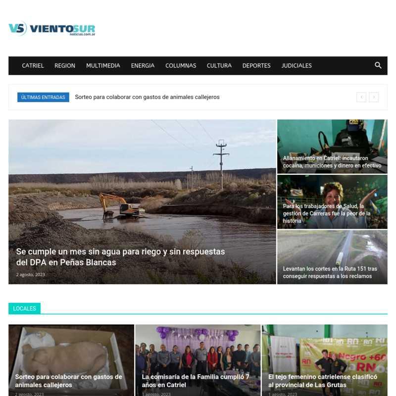 VientoSur Noticias