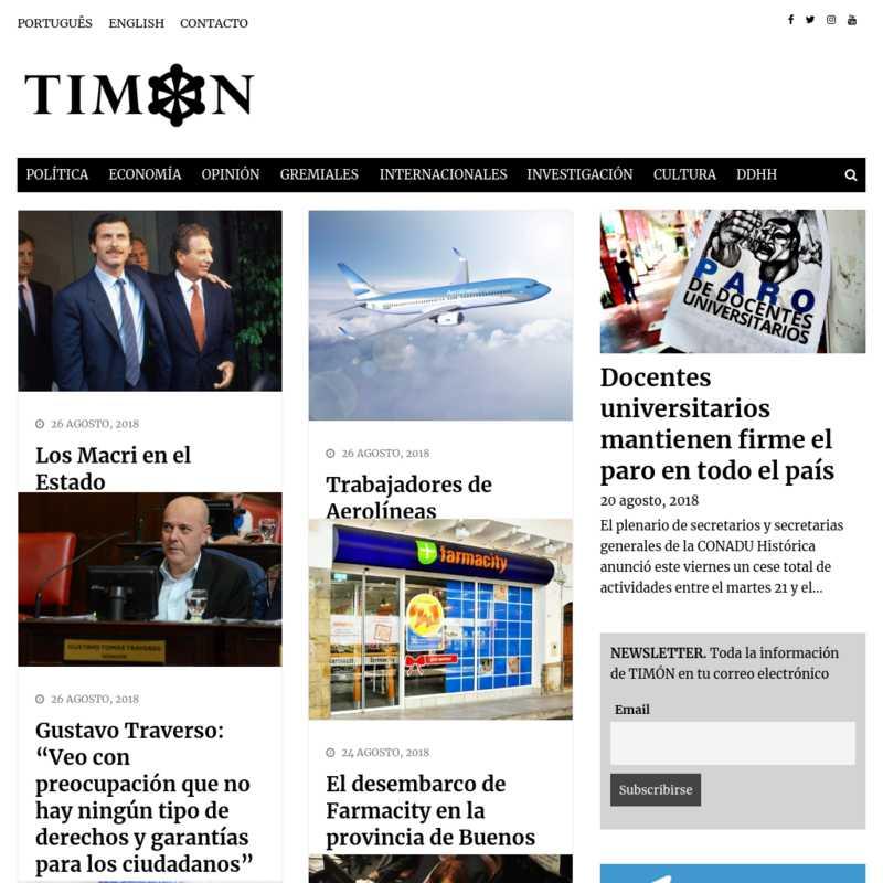 Agencia Timón