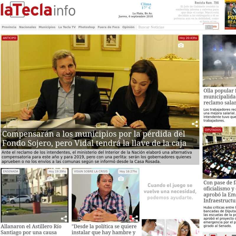Revista La Tecla