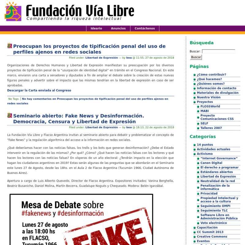 Via Libre